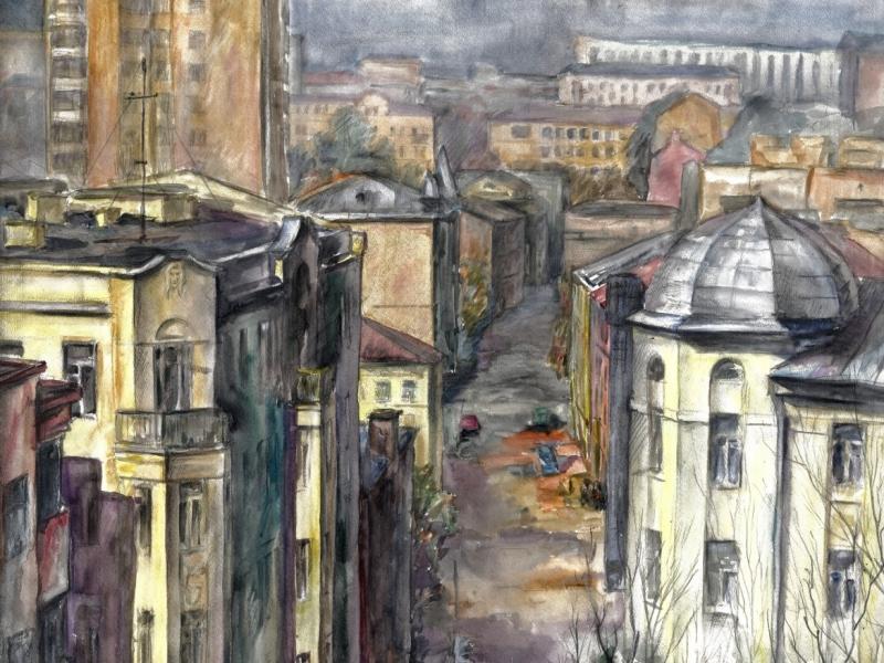 Спиридоньевский ХХ век фрагмент 2