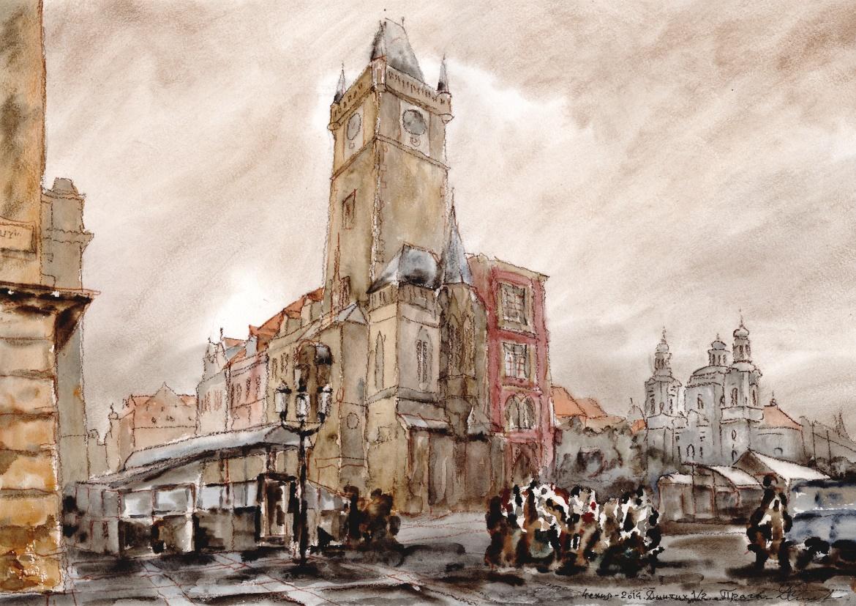Чехия - Прага
