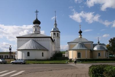 Казанская церковь в Суздале