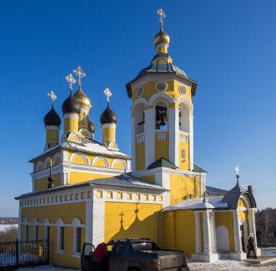 Никола-Набережная церковь