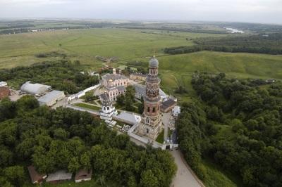 Иоано-Богословский монастырь в рязанской области