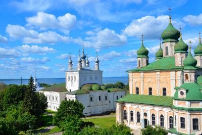 Горицкий монастырь в Переславле Залеском